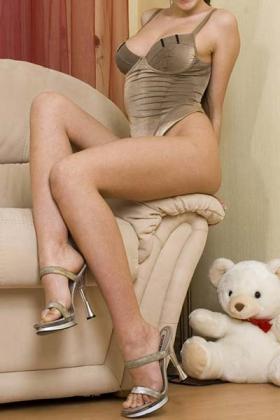 Sexy Escort Irene met heerlijke borsten